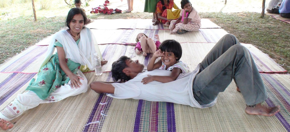 Rajesh Shila and Sadhana