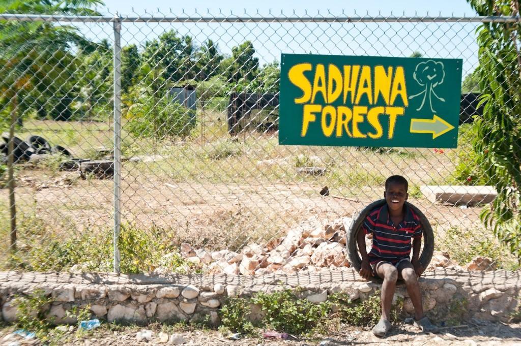 Sadhana Forest Haiti