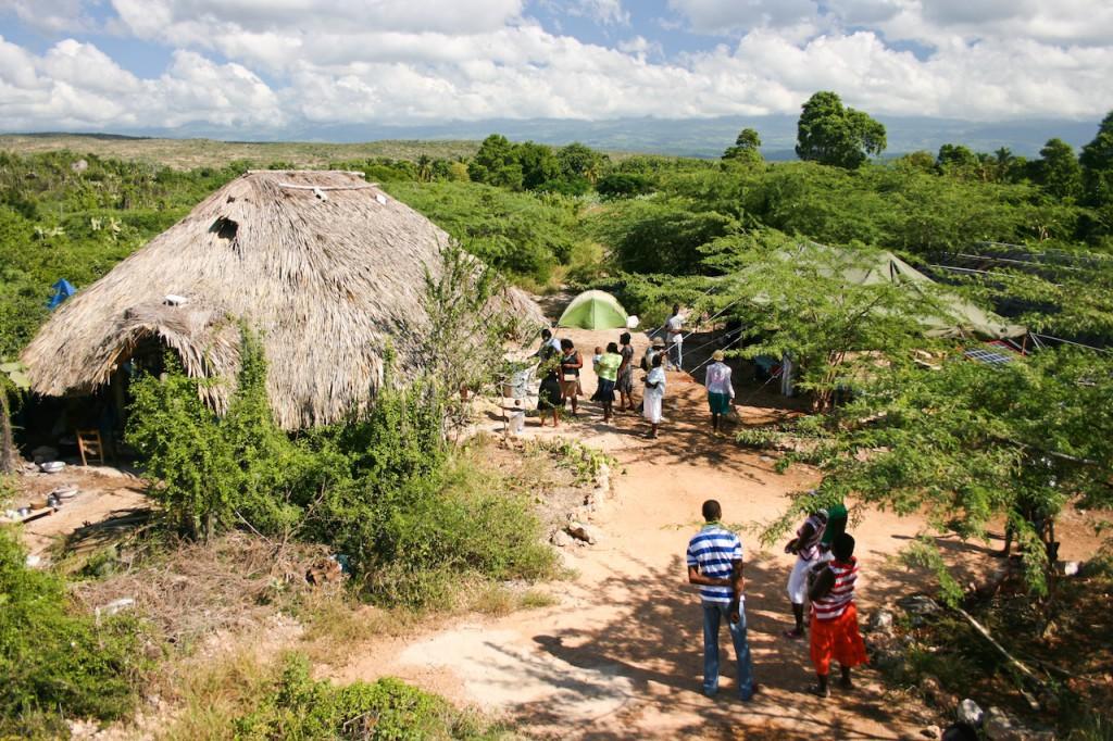 Sadhana Forest Haiti Campus