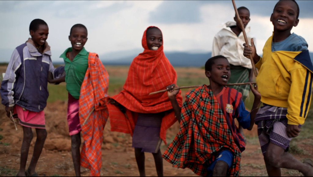 Samburu boys taking a break from hurding the livestock (2)