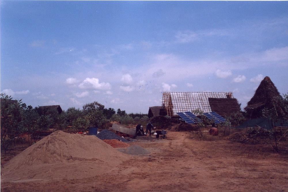 Solar Panels May 2004