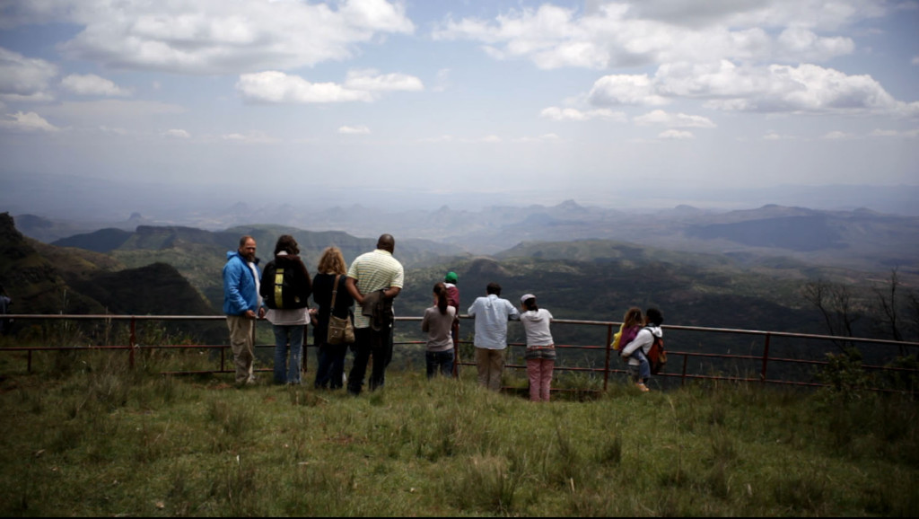 The Great rift Valley view 2 hours from SFK