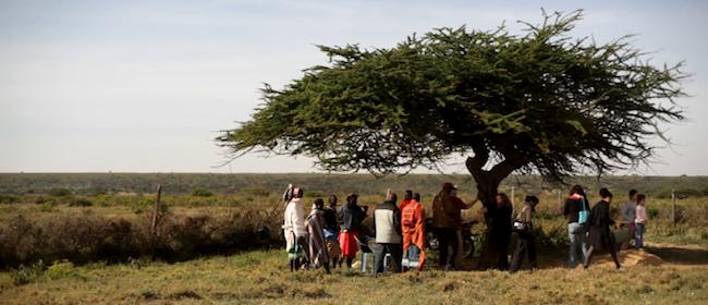 Sadhana Forest Kenia