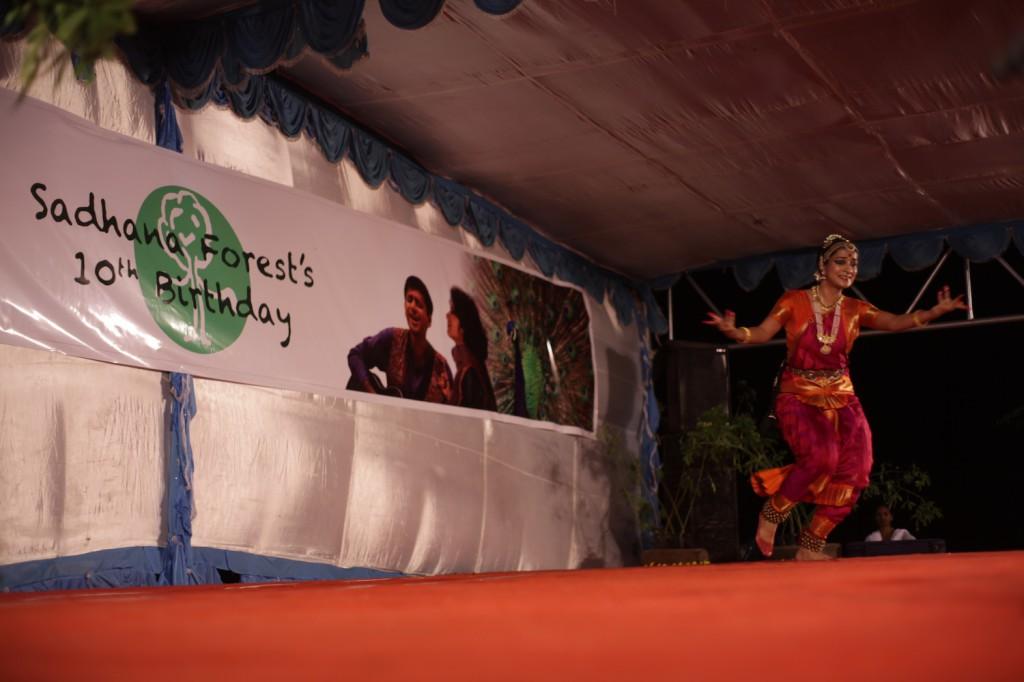 Ashwini dancing 2