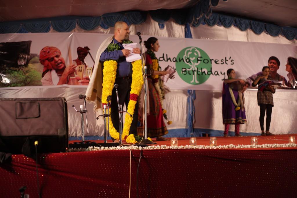 Aviram and Yorit on stage 2