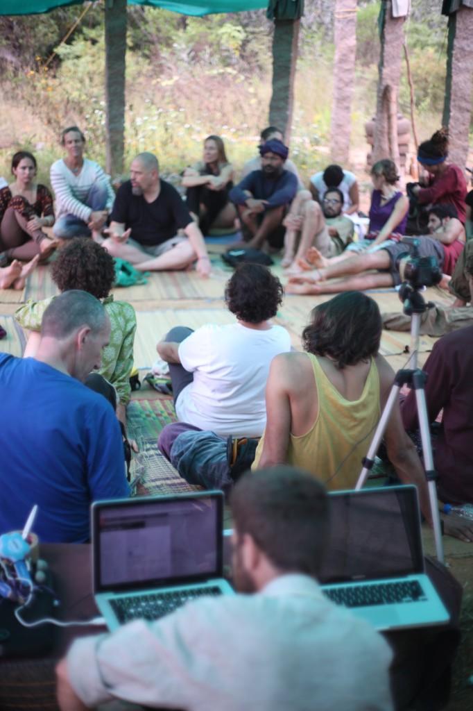 Aviram's entrepreneurship workshop