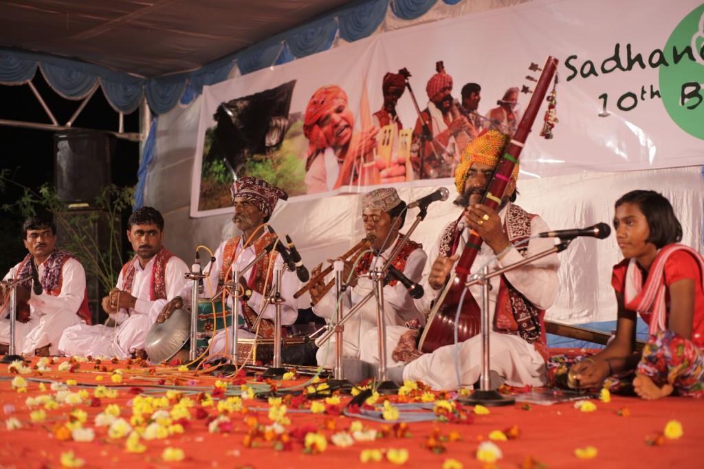 Moora Lala and his band